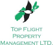 Top Flight Property Management logo