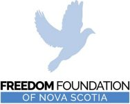 Freedom Foundation of Nova Scotia logo